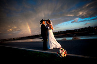 Evelyn & Dan - Wedding - with Lisa Fitts Photography